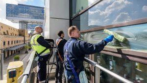Merbeck Gebäudereinigung - Glasreinigung