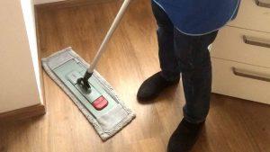 Merbeck Gebäudereinigung - Holzböden Pflege und Reinigung