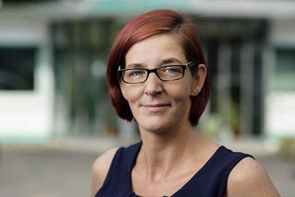 Karin Gerlach - Objektleitung Gebäudereinigung