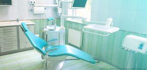 Eine saubere Arztpraxis