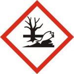 Zeichen Umweltgefährdend