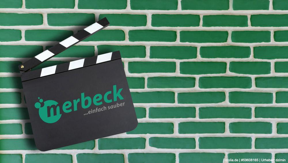 Merbeck Gebäudereinigung: Film ab!