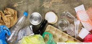 Thema Müll und Mülleimer-Reinigung