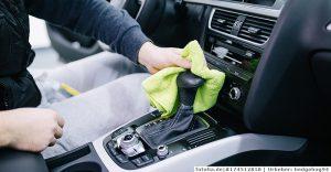 Die Auto-Innenreinigung Schritt für Schritt erklärt.