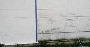 Fassadenreinigung vom Fachmann