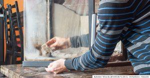 Kaminofen reinigen leicht gemacht!