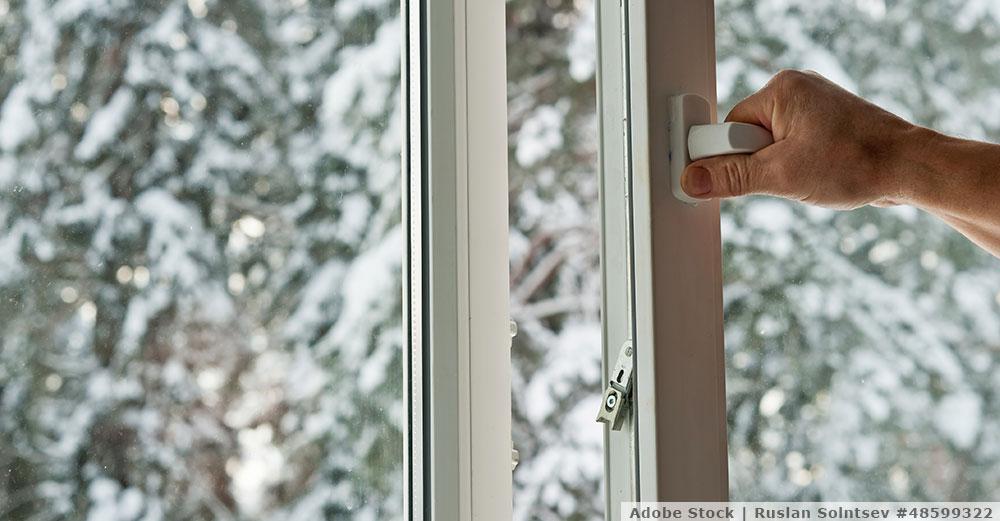 Richtig lüften im Winter